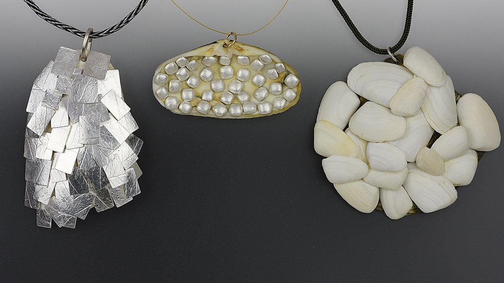 Shell Photography Exhibition : Wundermeke contemporary new zealand jewellery by mary
